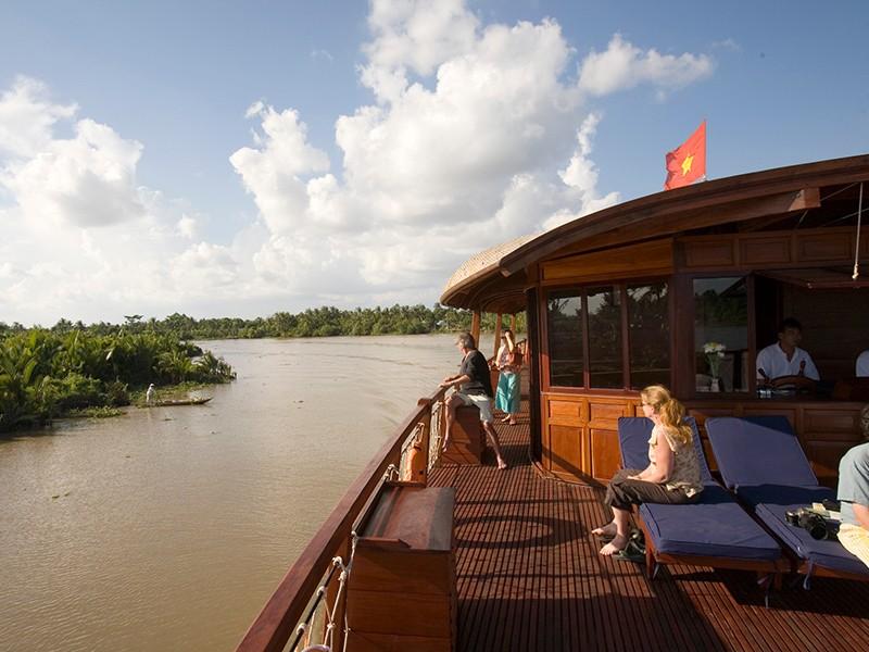 Mekong River Cruises
