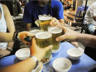 Hanoi Nightlife Craft Beer Tour