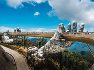 Golden Bridge - Ba Na Hills 1 Day Tour - Private tour - 40% off