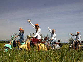 Hoi An Rural Villages Experience on Vespa - Private Half-day tour
