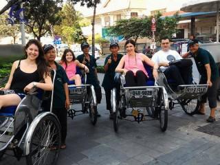 Saigon (Ho Chi Minh City) Cyclo Tour and Local Markets 1 Day Tour - Private tour - 50% off