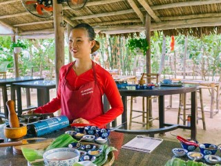 Hoi An home cooking class experience