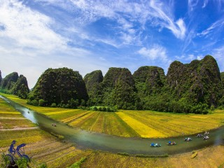 Hoa Lu Ancient Capital -Tam Coc - Bich Dong Pagoda 1 Day Tour - Private tour - 30% off