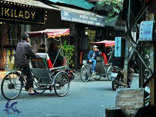 Hanoi old quarter cyclo tour (2 hours) - Private tour - 20% off