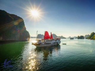 Halong Bay 1 Day Tour - Private tour - 50% off