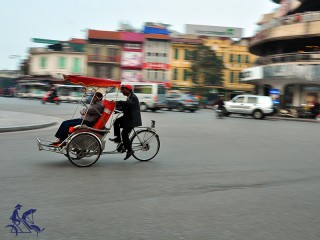 Hanoi Cyclo Tour and Water Puppet Show for Half Day Tour (4 hours) - Private tour - 40% off