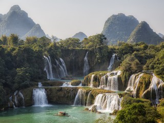 Highlights of Ba Be Lake and Ban Gioc Waterfall 3 Days Tour - Private tour - 25% off