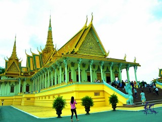 Phnom Penh City Tour - 1 Day - Private tour
