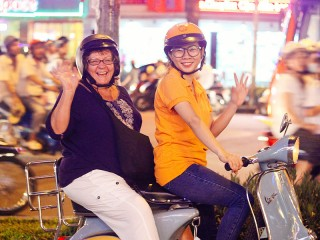 Vespa Adventure - Saigon After Dark - Private half-day tour - Special offers
