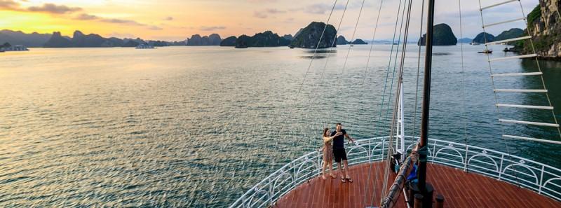 Halong Bay Cruises, Vietnam - Luxury Cruises - Up to 40% off